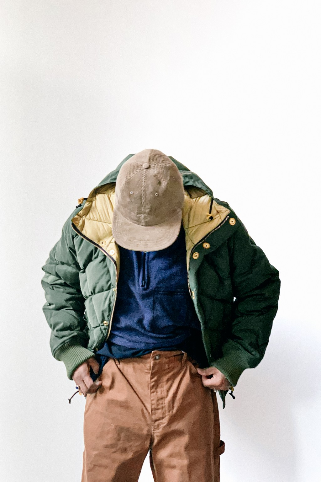 Crescent Down Works Expedition Guide Parka Olive/Khaki