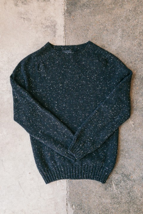 Howlin' Terry Sweater Blackout